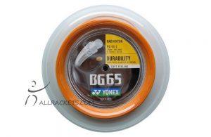 Yonex BG 65 Orange