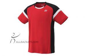Yonex Mens Polo Team YM0001ex Red