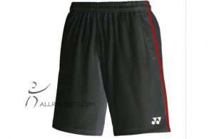 Yonex Mens Shorts Team 15057 Black