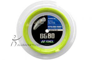 Yonex BG 80 Yellow