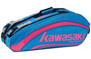 Kawasaki Racket Bag KBB-8652 Blue/Pink
