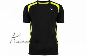Victor T-shirt Function Unisex Black 6949