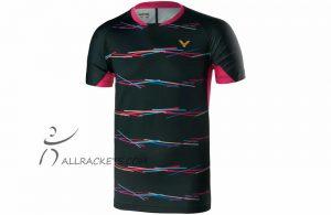 Victor Shirt Games Unisex Black 6659