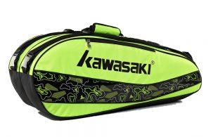 Kawasaki Racket Bag KBB-8677 Neon Yellow/Black