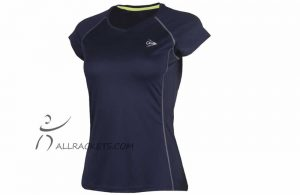 Dunlop Club Ladies Crew Tee Navy Anthracite