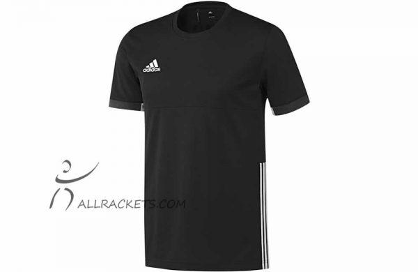 Adidas T16 Team Tee Mens Black