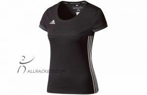 Adidas T16 Team Tee W Black