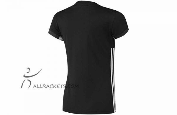 Adidas T16 Team Tee W Black 2