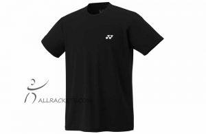 Yonex LT1025ex Logo Training Plain T shirt Black