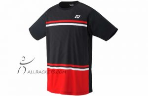Yonex Shirt Tournament Practice 16371 Black