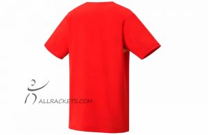 Yonex Shirt Tournament Practice 16373 Red 1