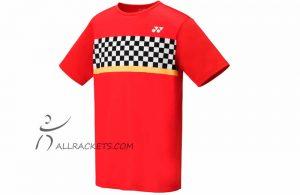 Yonex Shirt Tournament Practice 16373 Red