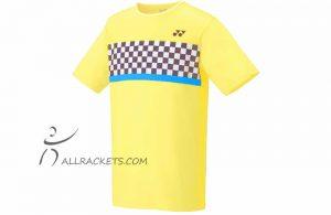 Yonex Shirt Tournament Practice 16373 Yellow