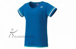 Yonex Shirt Tournament Practice Lady 16377 Blue 1
