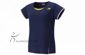 Yonex Shirt Tournament Practice Lady 16378 Indigo Navy