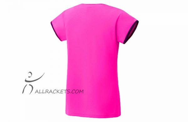 Yonex Shirt Tournament Practice Lady 16378 Rouge Pink 1