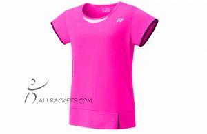 Yonex Shirt Tournament Practice Lady 16378 Rouge Pink