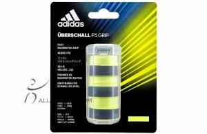uberschall Overgrip Solar Yellow 3pcs GR510307 2