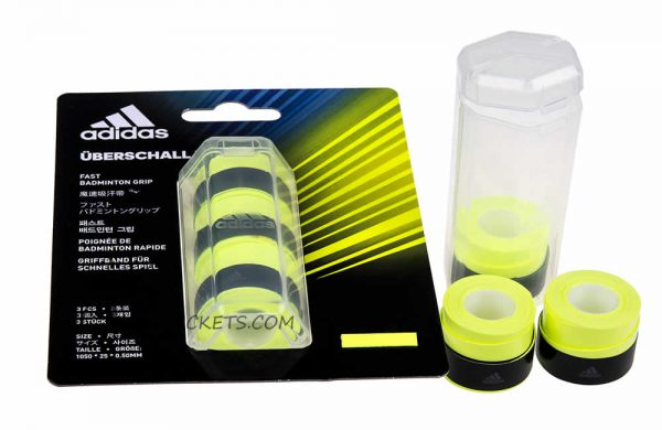 uberschall Overgrip Solar Yellow 3pcs GR510307 3
