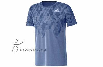 Adidas Color Block Tee Men
