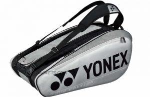 Yonex Pro 3 Comp Bag BA92029EX Silver