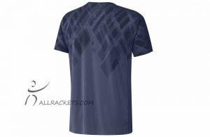 Adidas Color Block Tee Men Indigo b