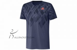 Adidas Color Block Tee Men Indigo f