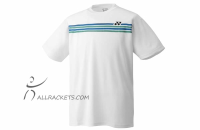 Yonex Team Shirt YJ0022ex White