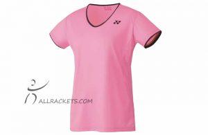 Yonex Tournament Lady T shirt 16443ex Sweet Pink