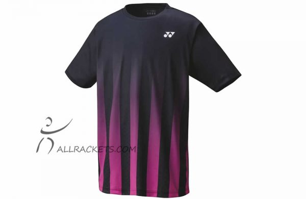 Yonex Tournament T shirt 16435ex Black