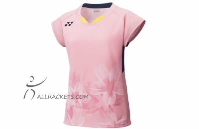 Yonex 2020 Japan Team Lady Polo 20566EX Cherry Pink