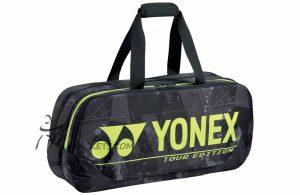 Yonex Pro Tournament Bag 92031W Black/Yellow
