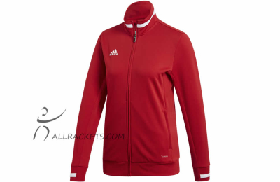 Adidas T19 Jacket W Red