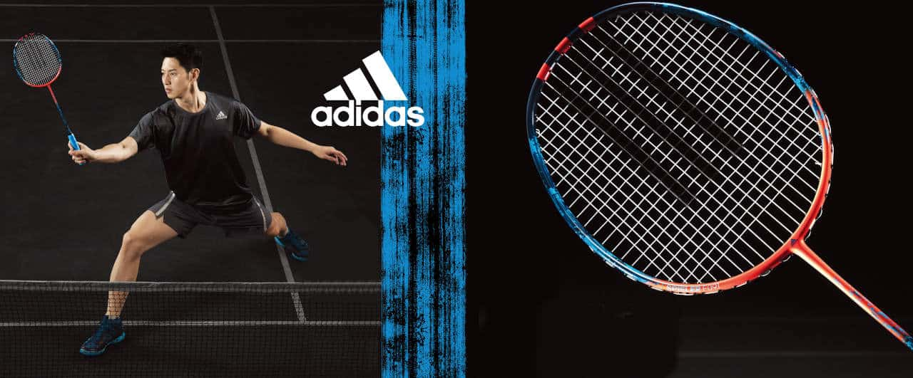 Adidas badminton