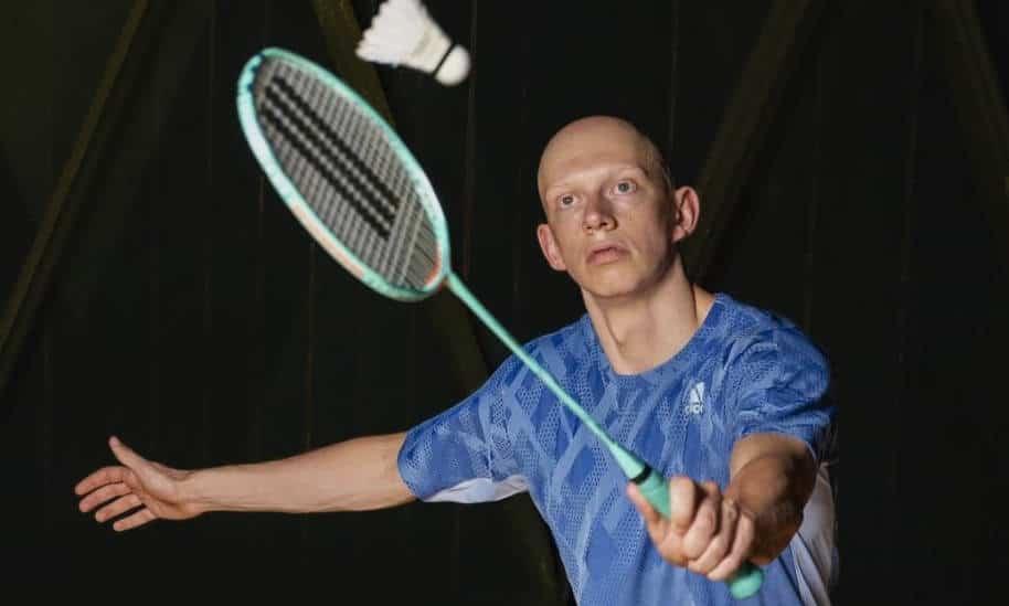Adidas badminton Kleding