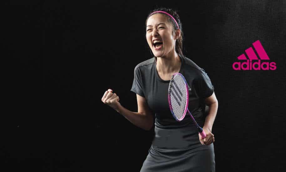 adidas badminton rackets