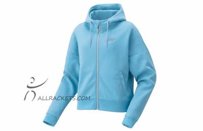 Yonex Sweat Hoodie Lady 39020ex Light Blue
