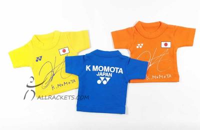 Yonex Souvenir Shirts Kento Momota