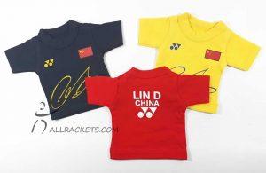 Yonex Souvenir Shirts Lin Dan