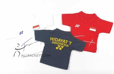 Yonex Souvenir Shirts Taufik Hidayat