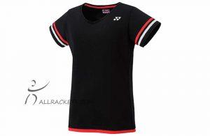 Yonex Shirt Tournament Practice Lady 16377 Black
