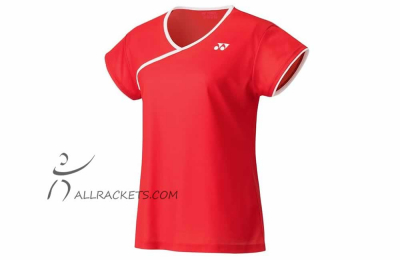 Yonex Womens T-shirt 16444ex Red