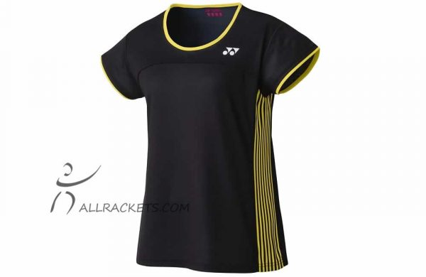 Yonex Womens T shirt 16445ex Black