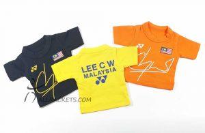 Yonex Souvenir Shirts Lee Chong Wei