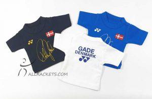 Yonex Souvenir Shirts Peter Gade