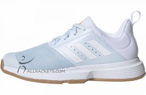 Adidas Essence W Blue side