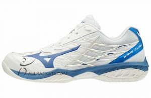 Mizuno Wave Claw WHITE PRINCESSBLUE 2