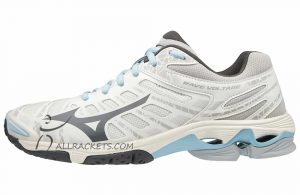 Mizuno Wave Voltage Women Snow White DShadow AngelFall