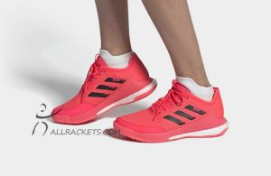 Adidas CRAZYFLIGHT WOMEN pink 2