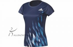 Adidas Graphic Tee W Navy